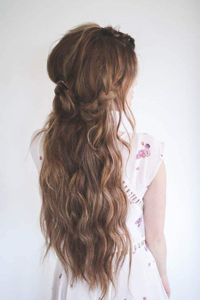 hair half up half down styles half up half wedding hairstyles modwedding 8143 | half up half down hairstyle 2 082515ch