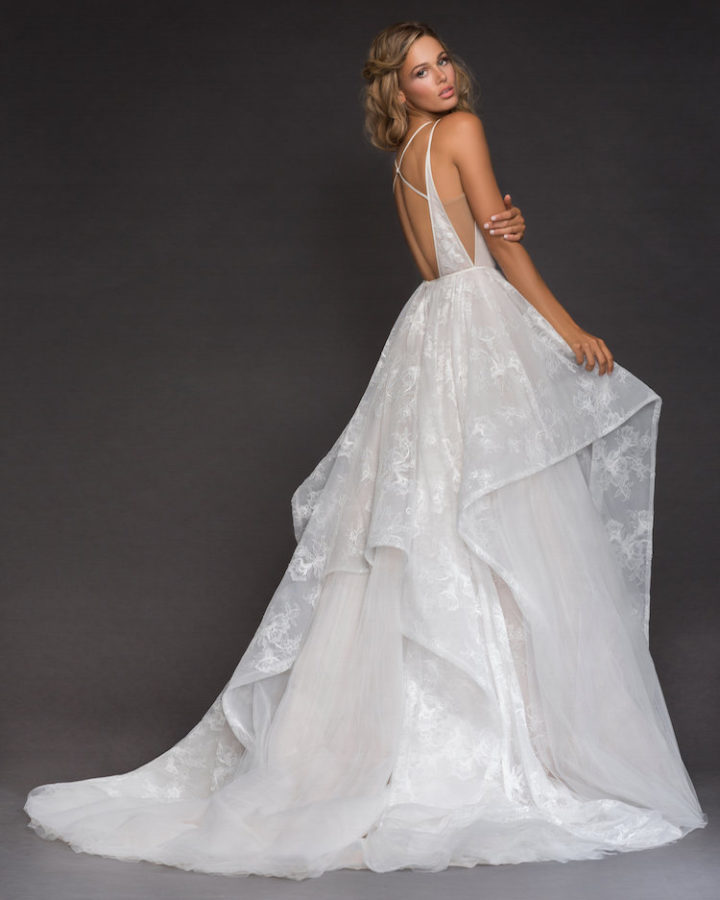 20 Most Perfect Bridal Gowns This Year: Drop-dead Gorgeous Spring 2018 Hayley Paige Wedding