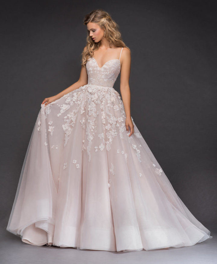 Hailey Paige Wedding Gowns