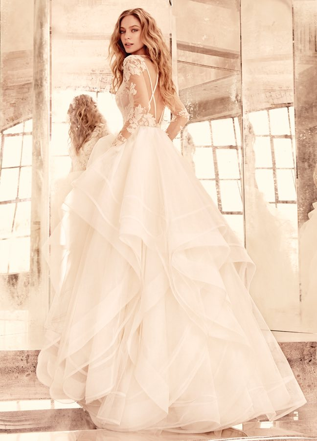 Hayley Paige Wedding Dresses 2015