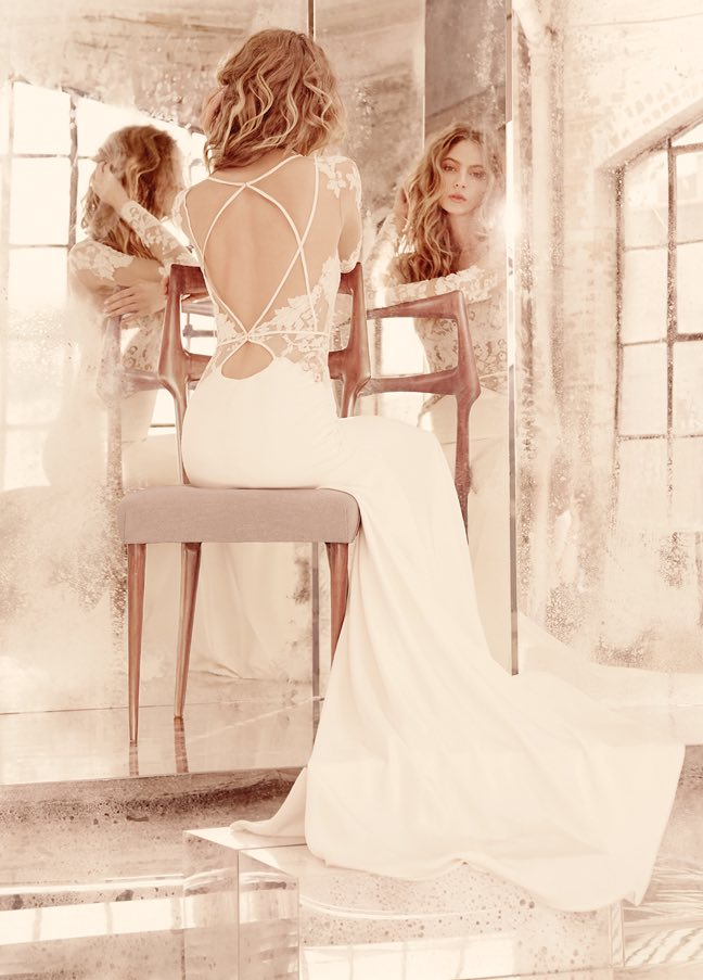 Hayley paige wedding dresses 2015 modwedding hayley paige wedding dress 8 12202015nz junglespirit Choice Image