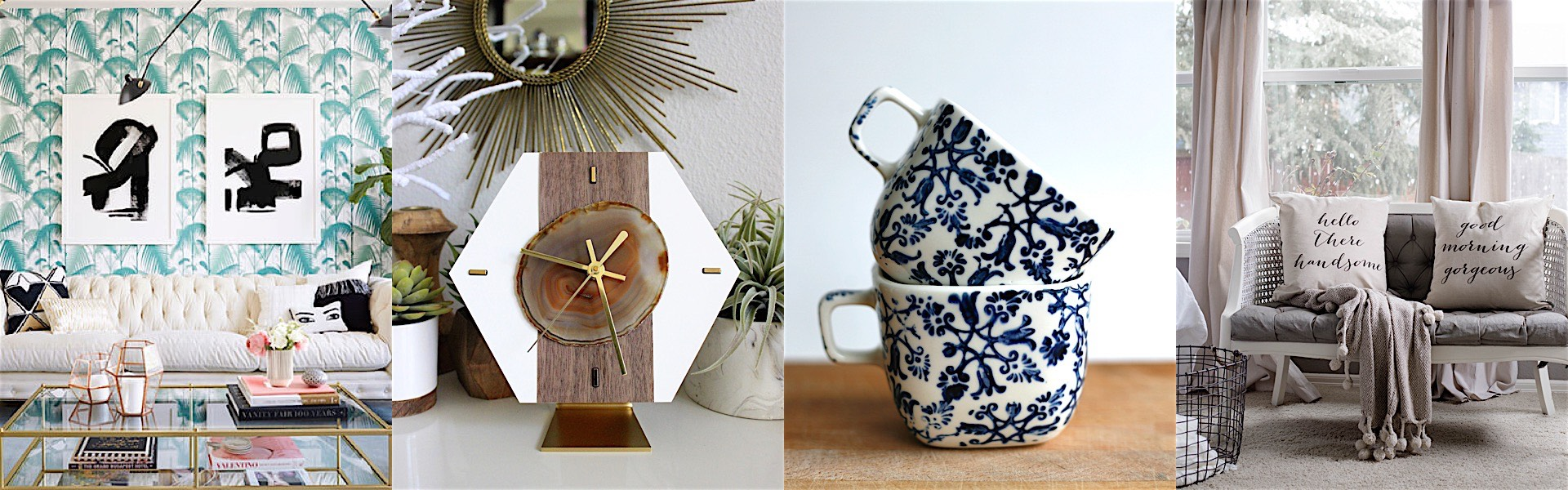 home decor items you need on your registry