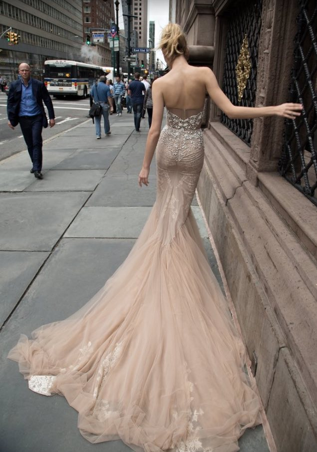 Inbal dror wedding dresses modwedding for Israeli wedding dress designer inbal dror