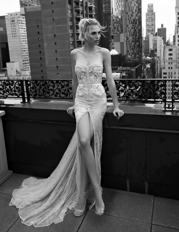 Inbal Dror Wedding Dresses - MODwedding