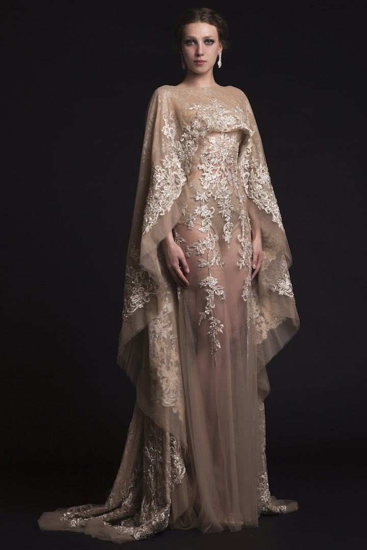 Spring 2015 Krikor Jabotian Wedding Dresses Modwedding