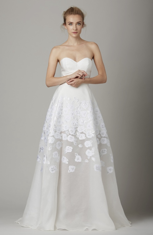 Lela Rose Wedding Dresses Fall 2016 Modwedding