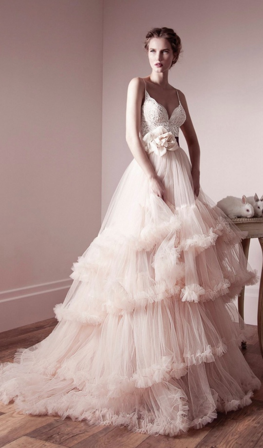 Lihi hod wedding dresses modwedding for Lihi hod wedding dress