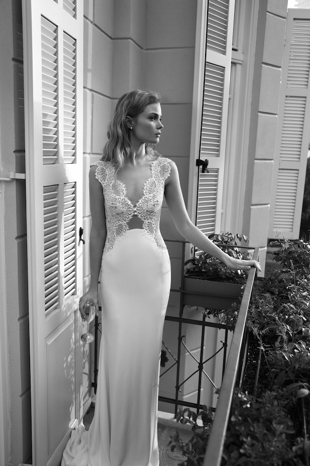 Lihi hod wedding dresses 2015 film noir modwedding for Lihi hod wedding dress