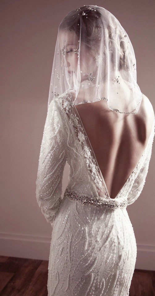 Lihi hod wedding dresses with sophisticated glamour