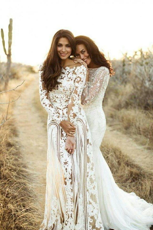 Stunning long sleeve wedding dresses modwedding long sleeve wedding dress 20 082115ch junglespirit Choice Image