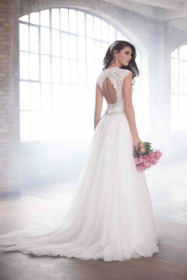 Madison james wedding dresses modwedding for Madison james wedding dress prices