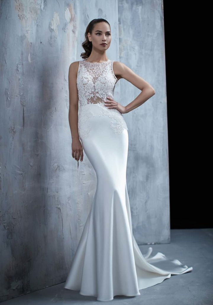 Elegant Maison Signore Wedding Dresses From 2018 Seduction