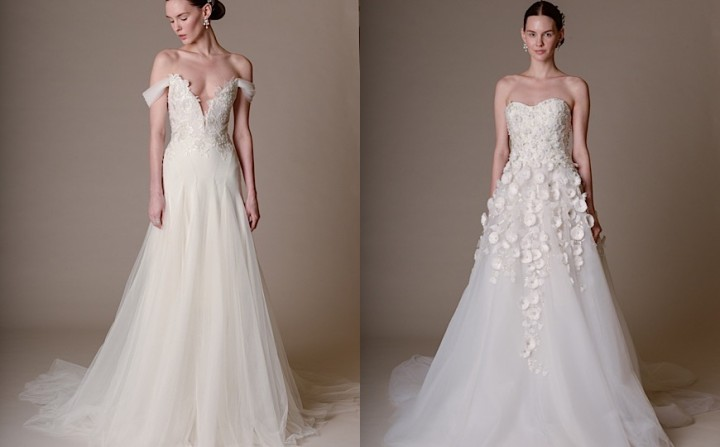 Marchesa Wedding Dresses Spring 2016 - MODwedding
