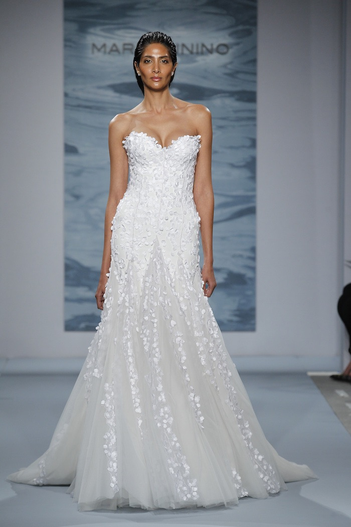 Wedding Dress Designer Mark Zunino