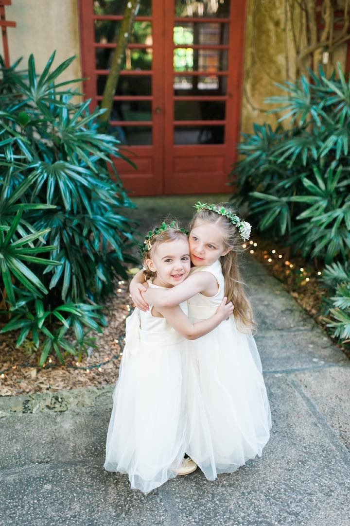 Green Miami Wedding At Kampong Gardens Modwedding