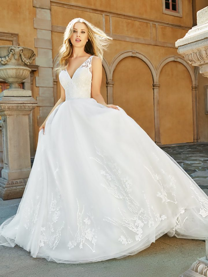 Classically Elegant 2018 Moonlight Couture Wedding Dresses