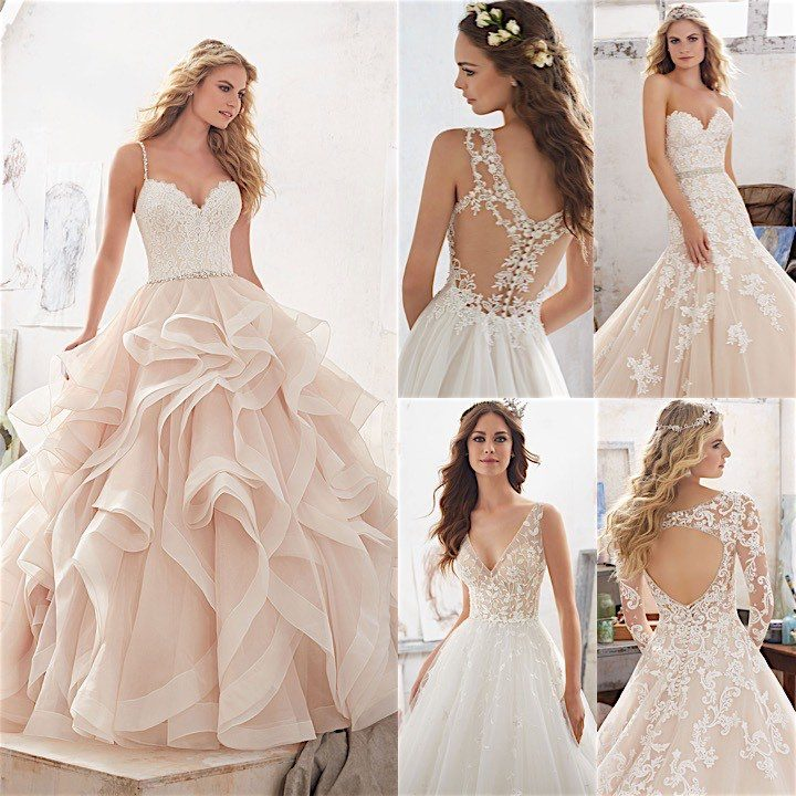 2017 Bridal Trends From Morilee By Madeline Gardner