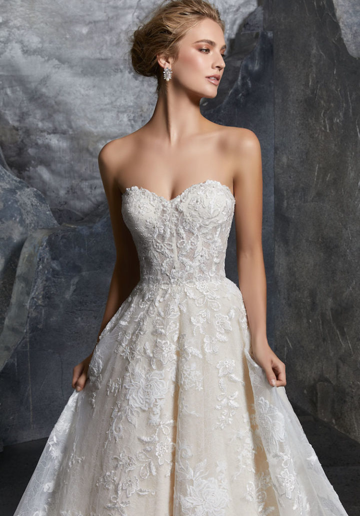 Beautifully Sophisticated Morilee Wedding Dresses 2018