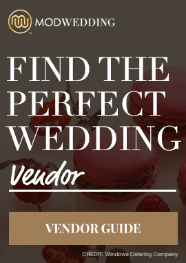 Vendor Guide by MODwedding