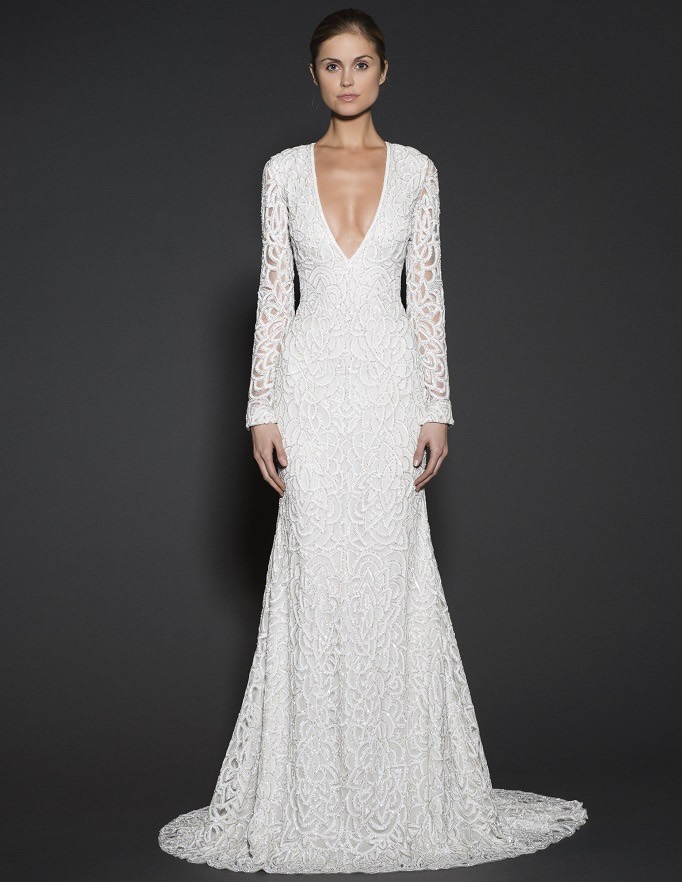 ... Naeem Khan Wedding Dresses 8 11162015 Km