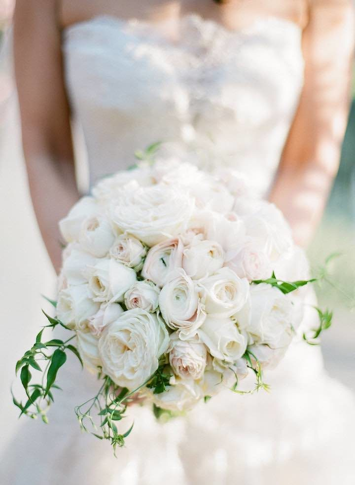 Napa Valley Wedding With Cherry Blossoms