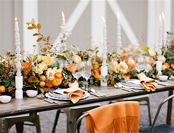This Napa Wedding Captures The Essence Of Fall