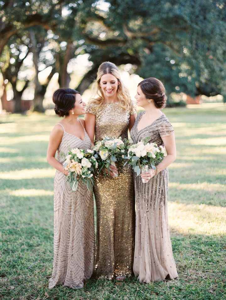 Obsessed with This New Orleans Wedding - MODwedding