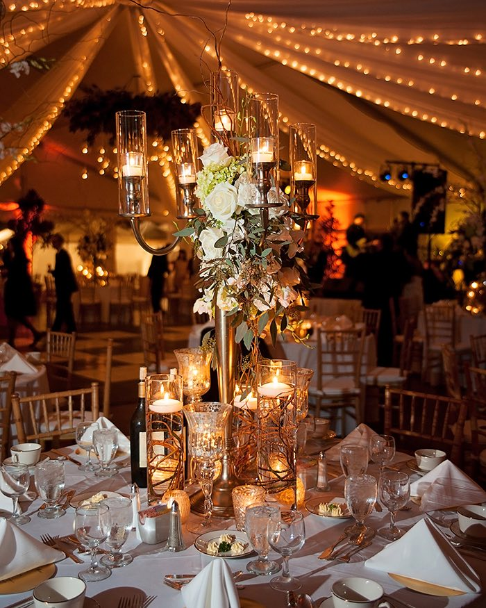 wedding decorations new orleans new orleans wedding with luxe decor modwedding 9131