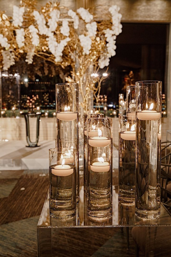 New York City Wedding Brings On The Luxe Glamour Modwedding