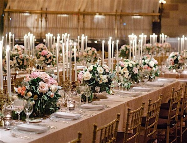 New York City Wedding: Romance at Gotham Hall