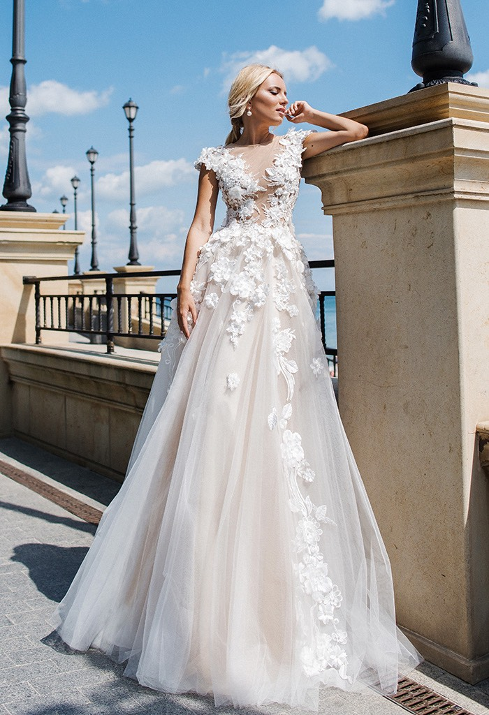 Glamorously Elegant Oksana Mukha Wedding Dresses Modwedding