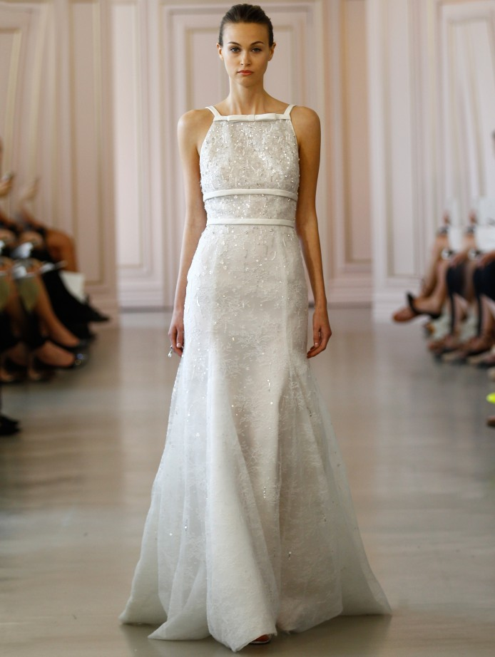 oscar de la renta wedding dress 2016 oscar de la renta bridal collection crazyforus 6313