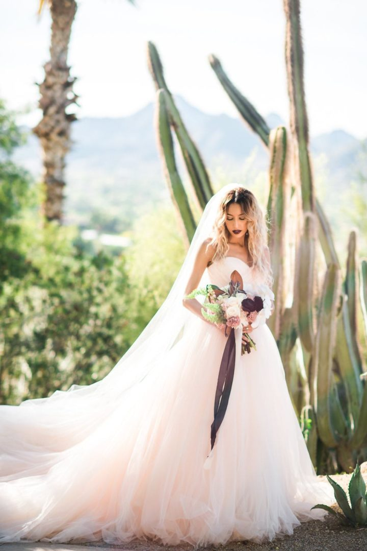 The Dreamiest Desert Wedding Inspiration from Andrea Elizabeth Photography