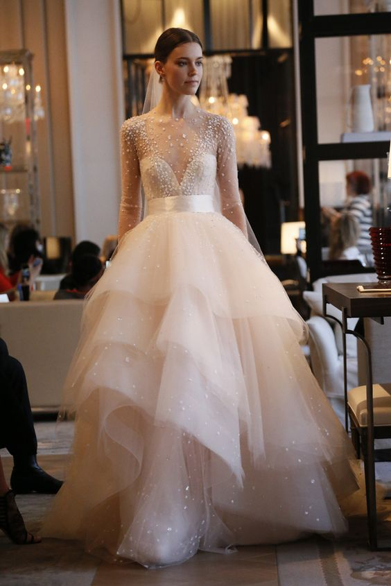 How much does a wedding planner cost modwedding for Monique lhuillier pink wedding dress