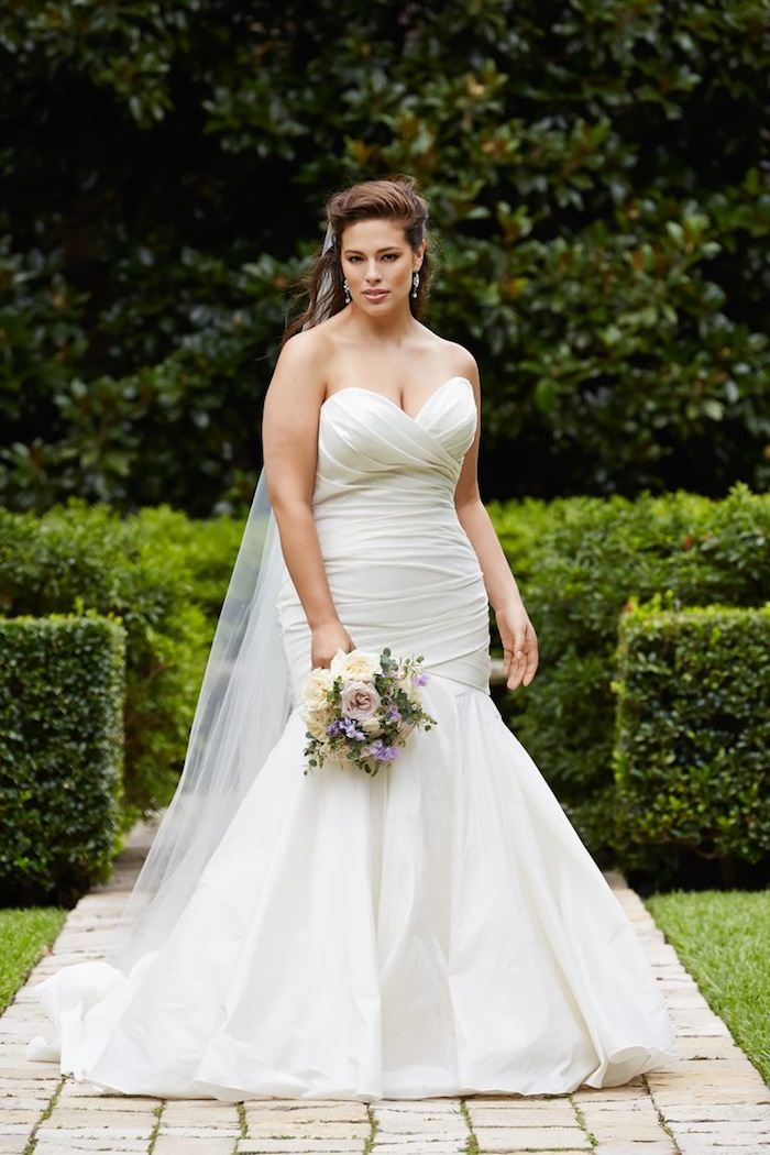 Plus size wedding dresses a simple guide modwedding for Cost to rent wedding dress in jamaica