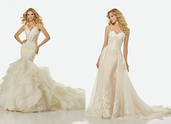 Glamorous Randy Fenoli Wedding Dresses For The Elegant