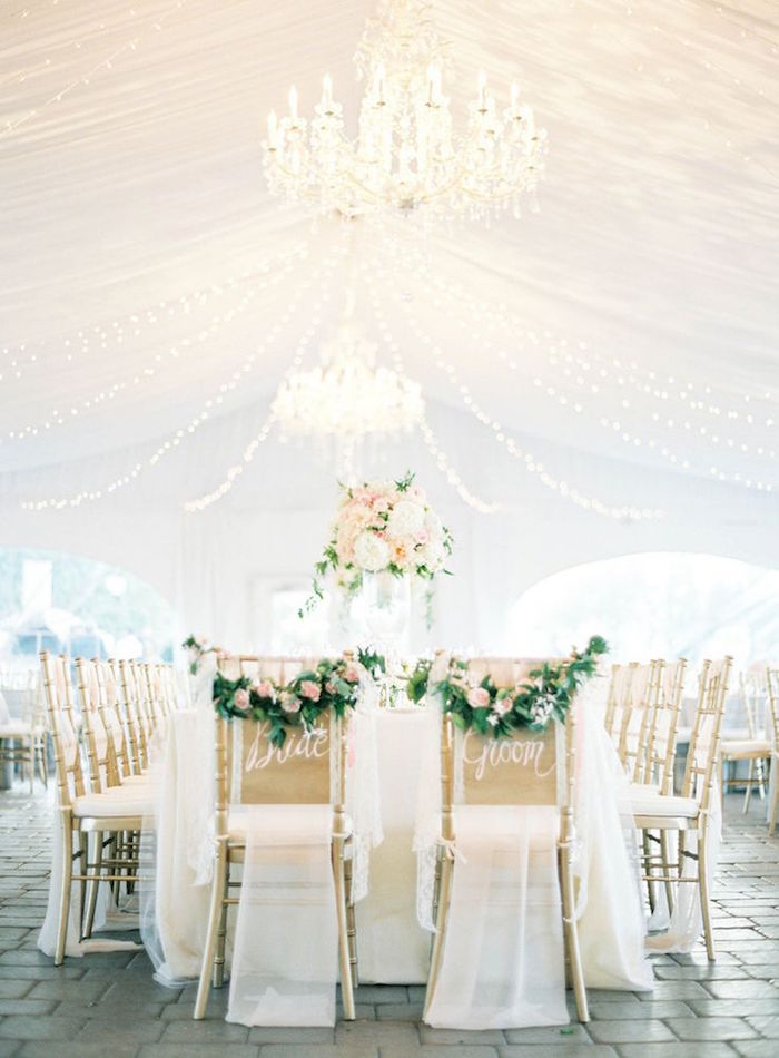 Romantic wedding ideas with vibrant colors modwedding for Romantic wedding reception ideas