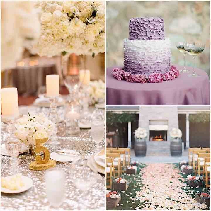 Romantic Wedding Themes Ideas: Romantic Wedding Ideas With Vibrant Colors