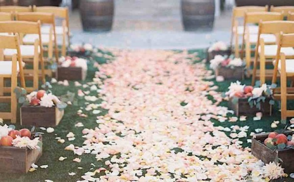 Romantic Wedding Ideas with Vibrant Colors