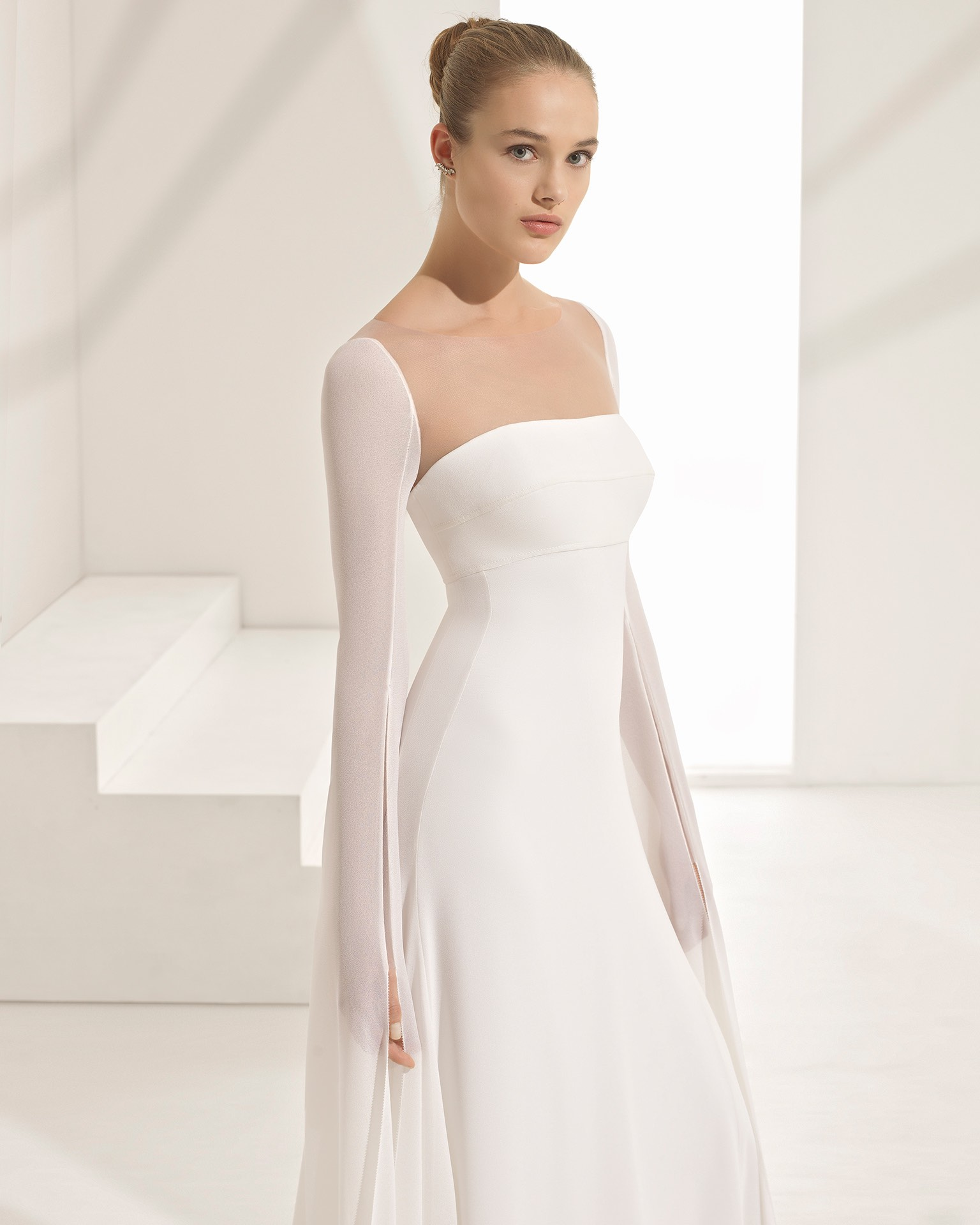 Beautifully Timeless Rosa Clara Wedding Dresses Couture 2018 Collection