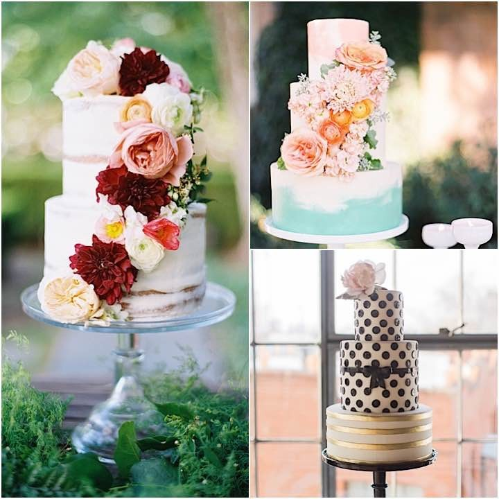 Rustic Wedding Cupcake Ideas: Wedding Cakes From Sugar Bee Sweets Part I