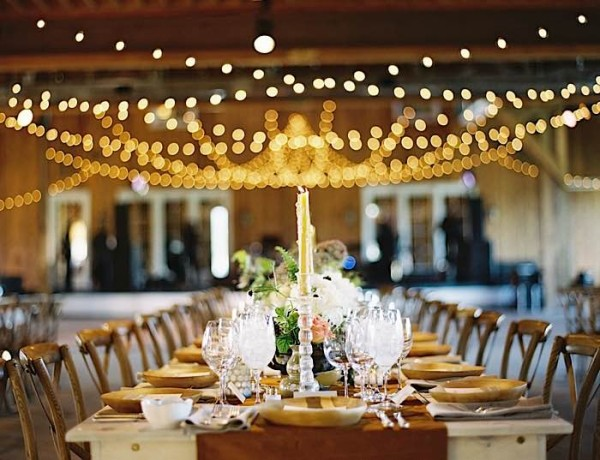 Rustic Wedding with Chic Elegance