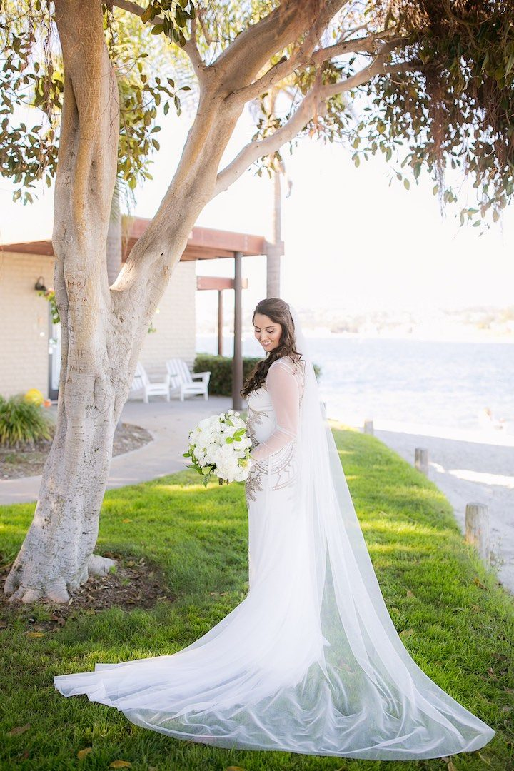 Romantic blush colored san diego wedding modwedding a san diego wedding to remember see all the pretty details captured by clove and kin photography junglespirit Gallery