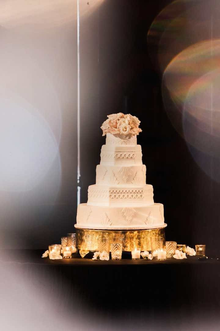 wedding cakes in san diego glamorous gold and black san diego wedding modwedding 24775