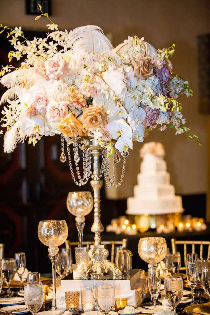 Gatsby Wedding Centerpieces Images Decoration Ideas Gallery