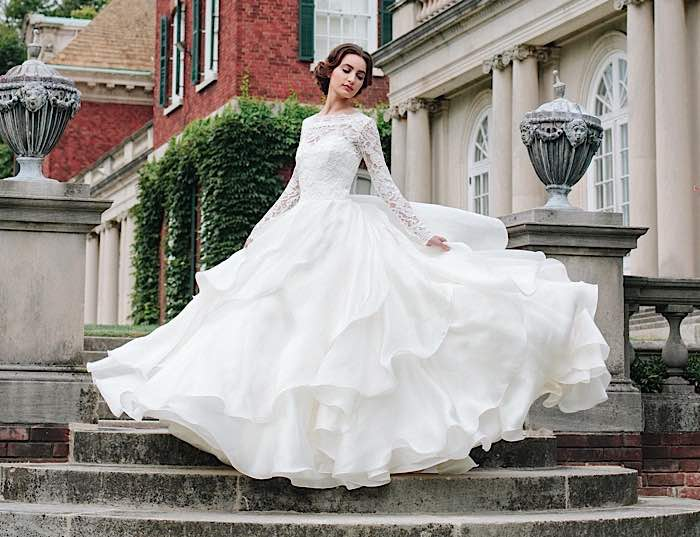 Wedding Dresses By Sophisticated Designers
