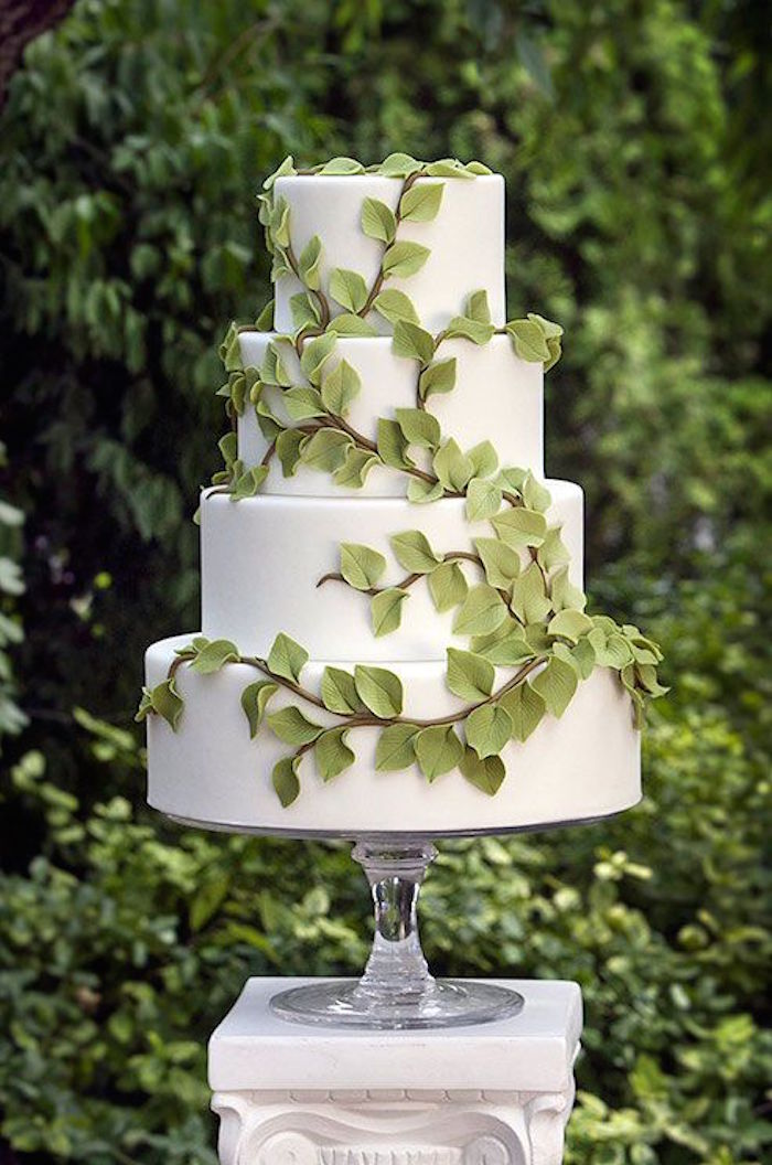 Simple Wedding Cakes Made To Inspire