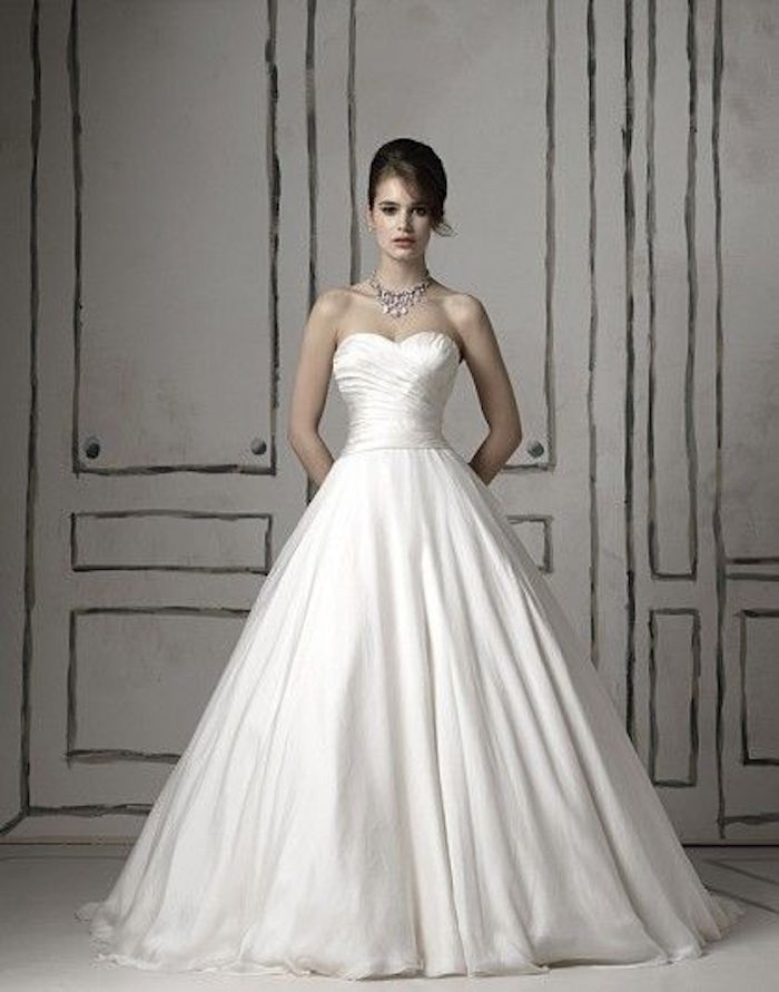 wedding dresses simple simple wedding dresses with elegance modwedding 9411