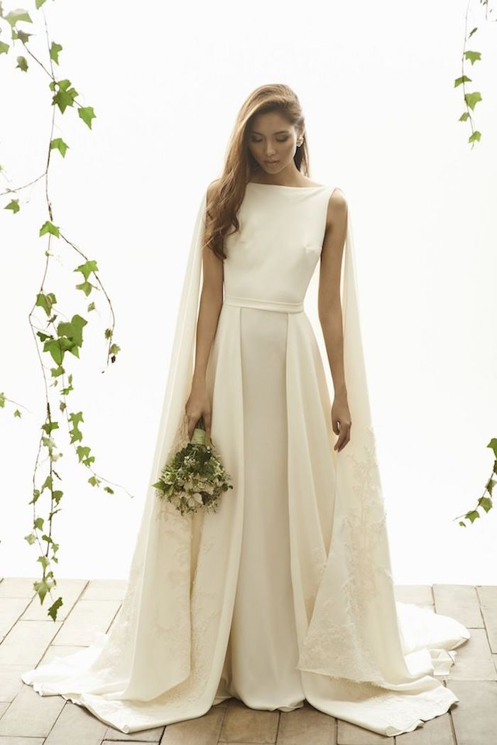 Simple wedding dresses 21 08172015 km for Simple wedding dresses under 200