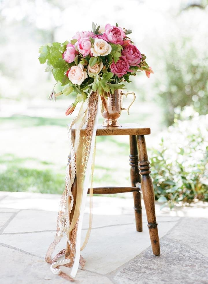 Romantic Sonoma Wedding With Garden Vibes Modwedding